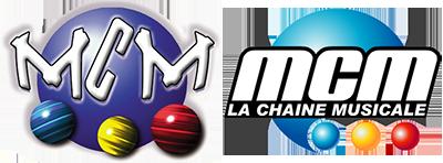 MCM logos 1995 2003